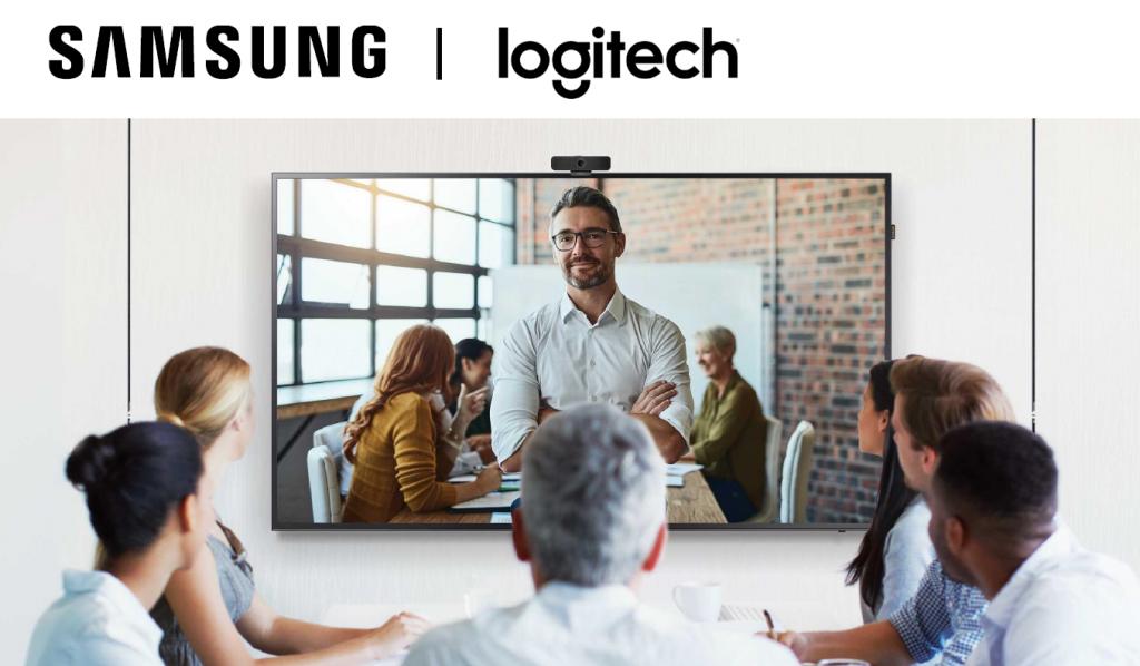 Samsung - Logitech