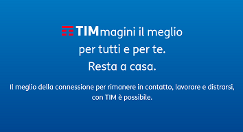 Offerte TIM COVID-19